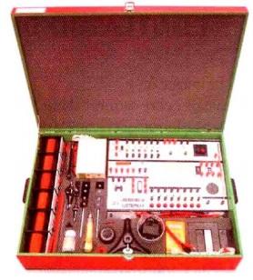Caja de Electricidad y electrónica