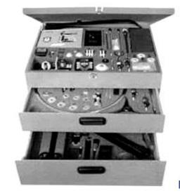 Caja de laboratorio Mecánica Estándar