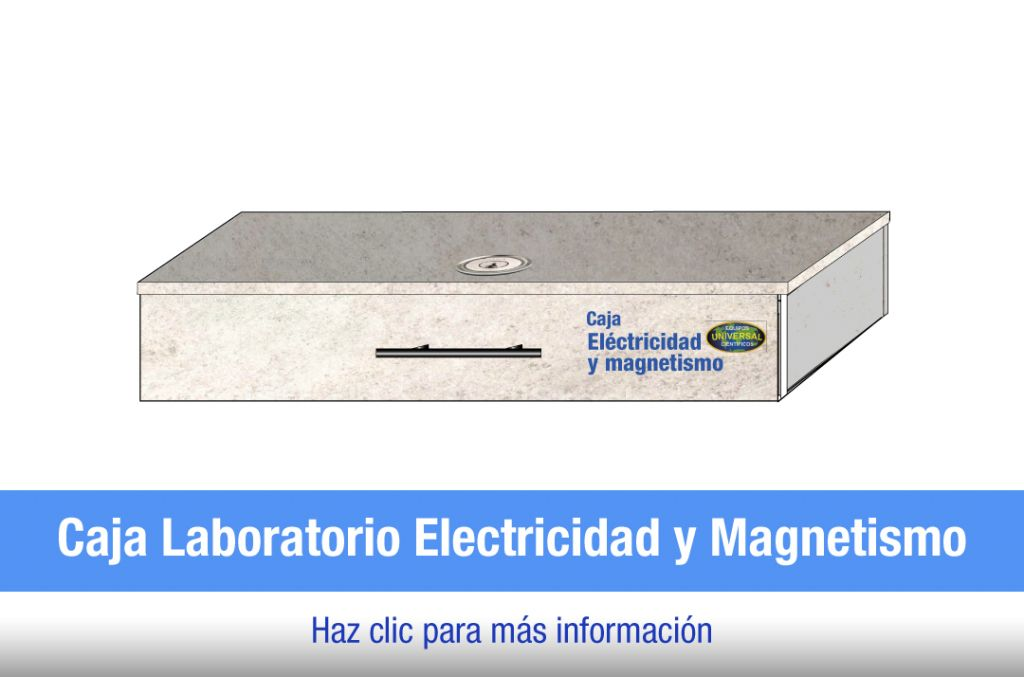 Caja laboratorio de Física