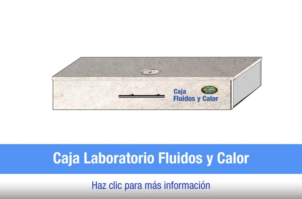 Caja de Física, termología y fluidos