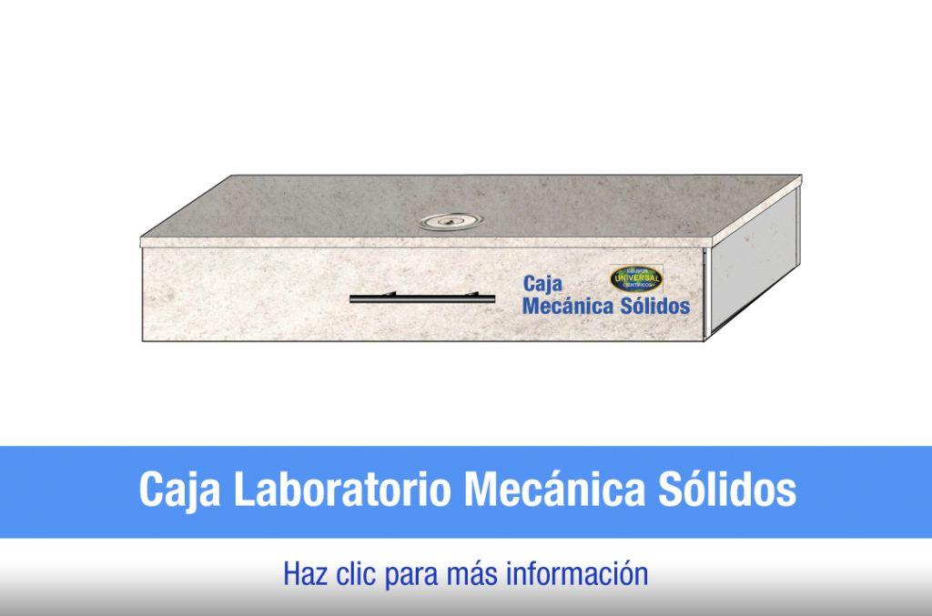 Caja de Mecánica de sólidos