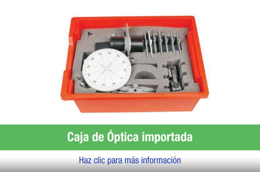 Laboratorio óptica importado