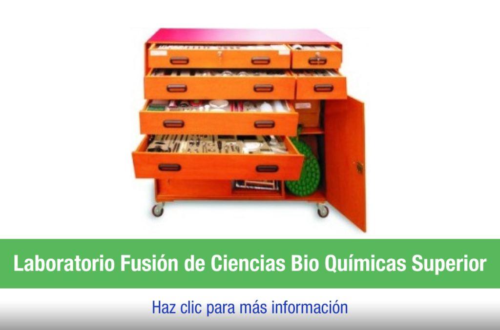 Laboratorio Ciencias Bioquímicas superior