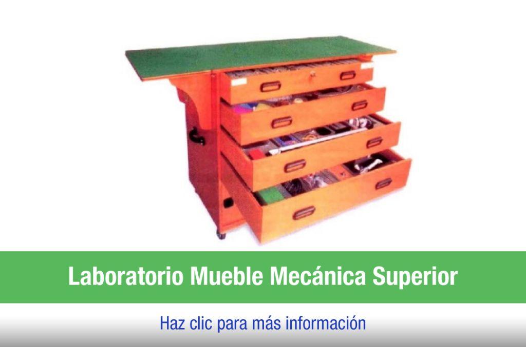 Armario Laboratorio mecánica superior