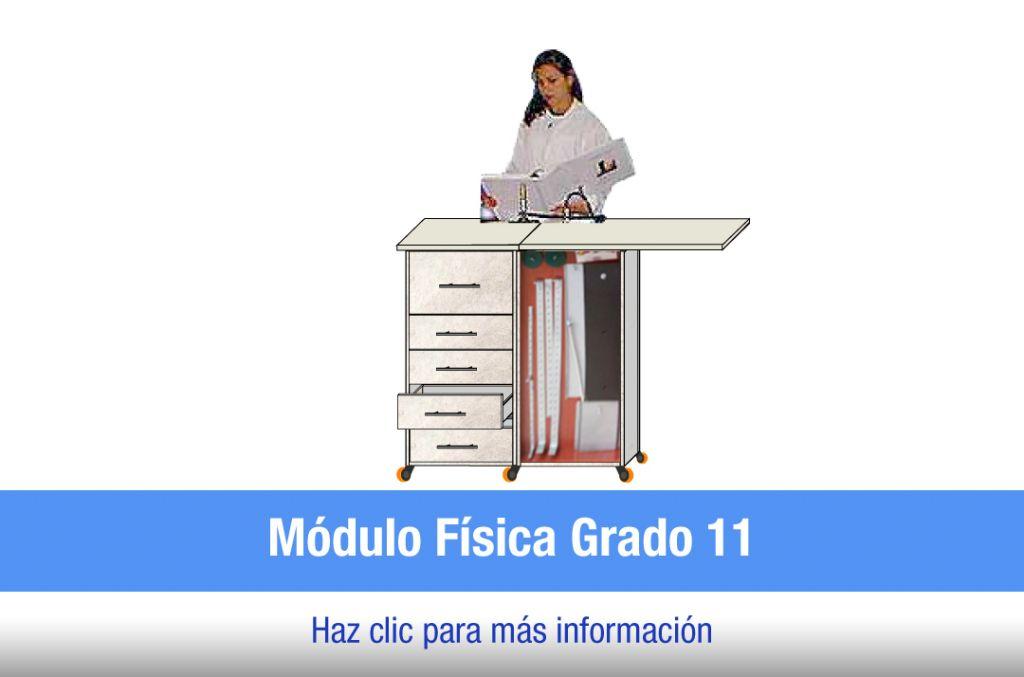 Laboratorio Integral de Física grado XI
